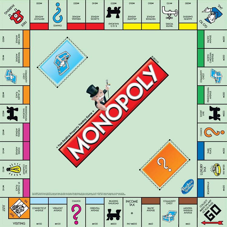 monopoly normal