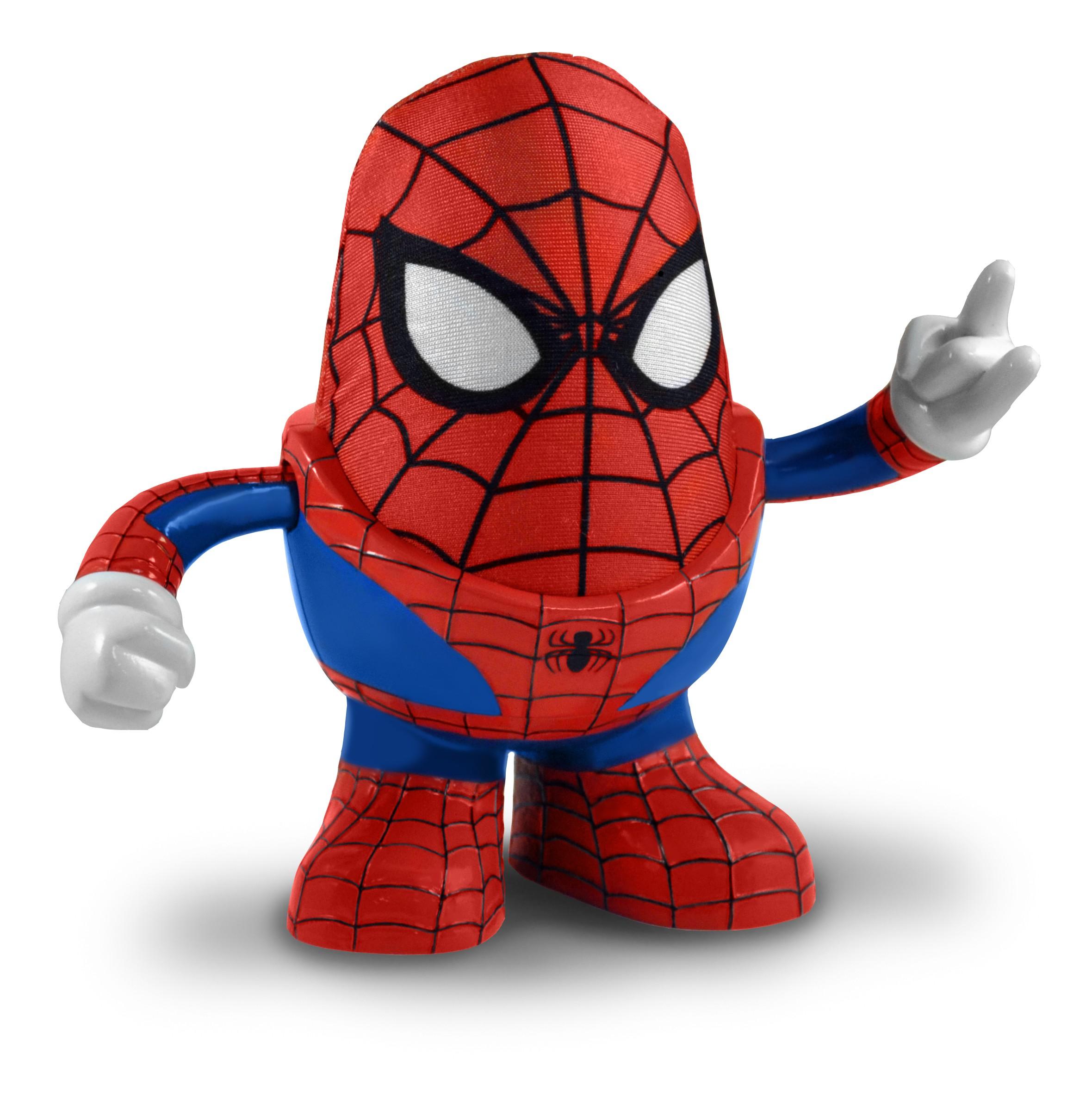 monsieur patate spiderman