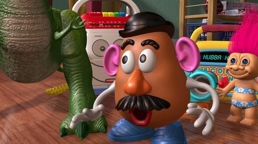 monsieur patate toy story