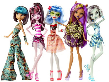 monster high à vendre