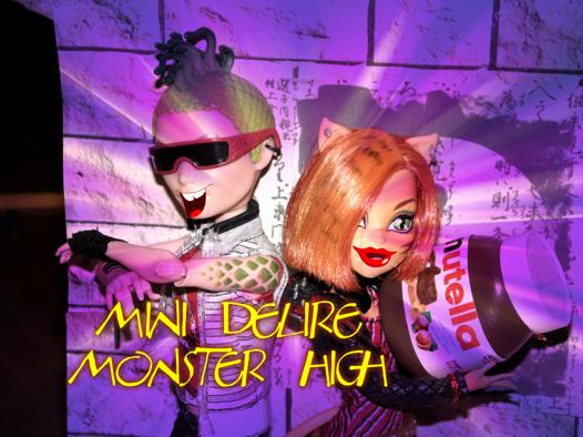 monster high delire