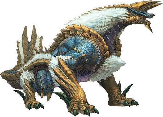 monstre terrestre