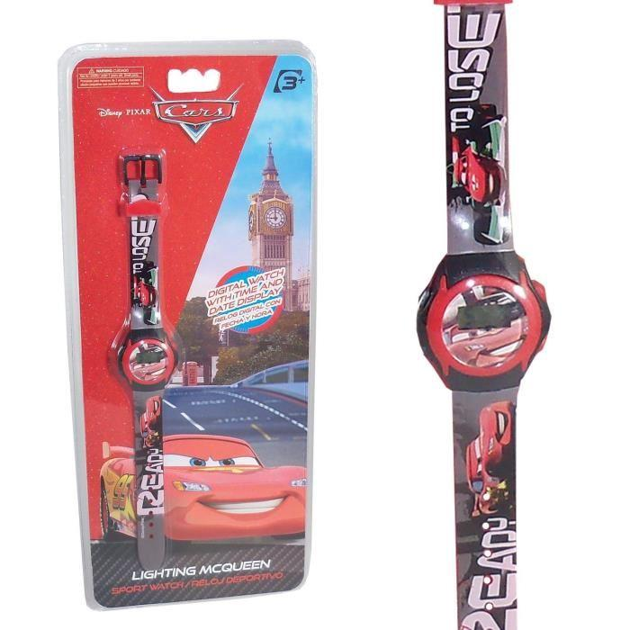 montre cars disney