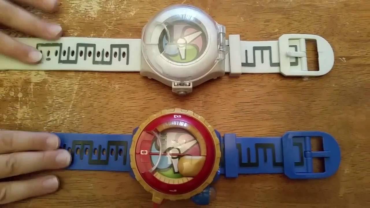 montre yo kai watch model zero
