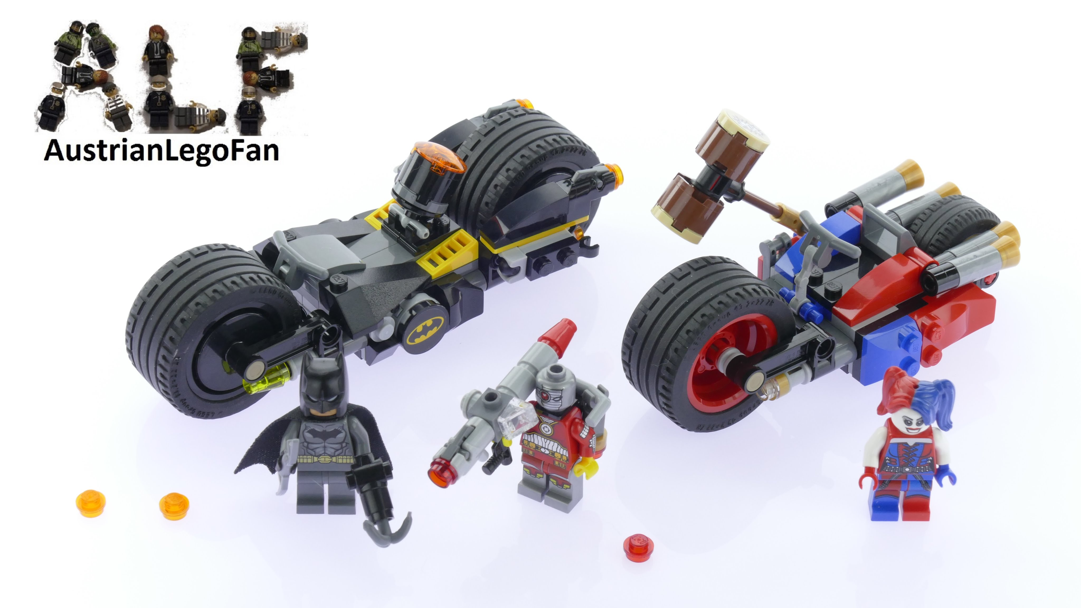 moto batman lego
