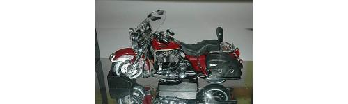 moto de collection miniature