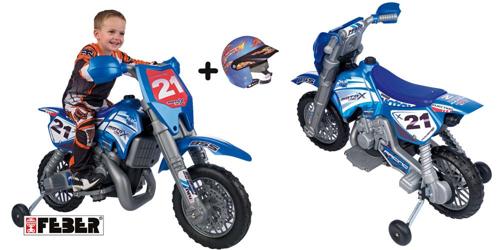 moto electrique feber