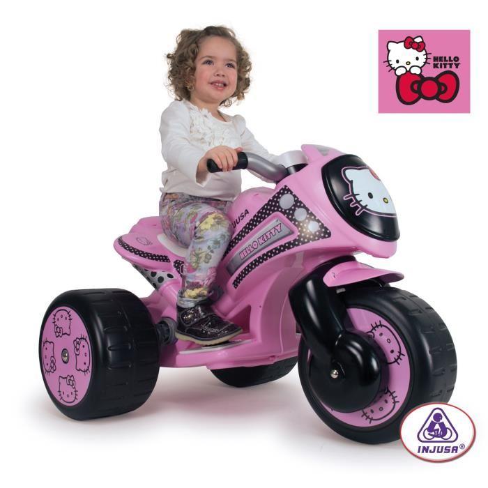 moto electrique fille 3 ans