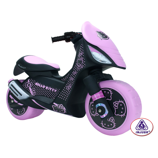 moto electrique hello kitty