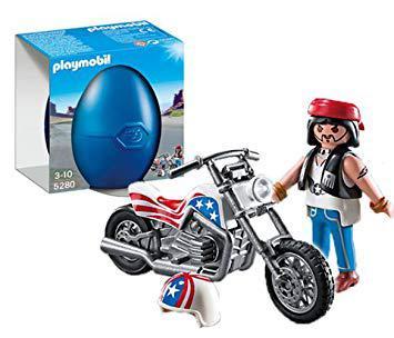 moto playmobil