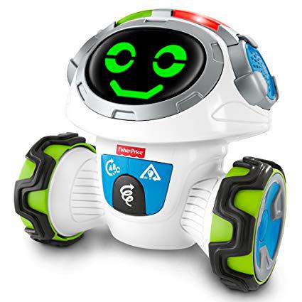 movi le robot fisher price