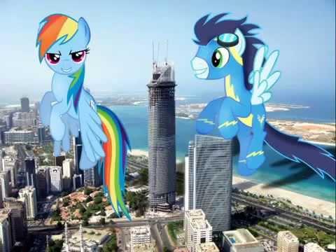 my little pony city