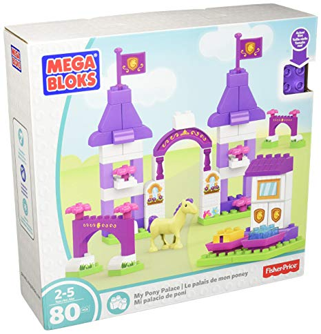 my little pony mega bloks