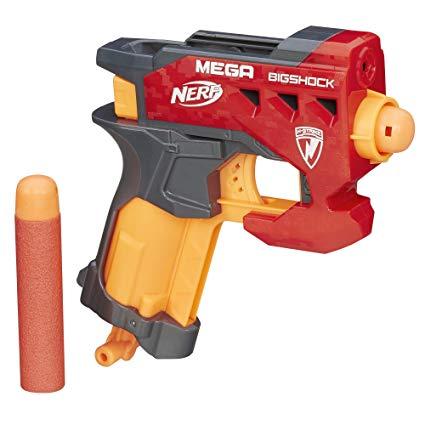 n strike mega pistolet bigshock