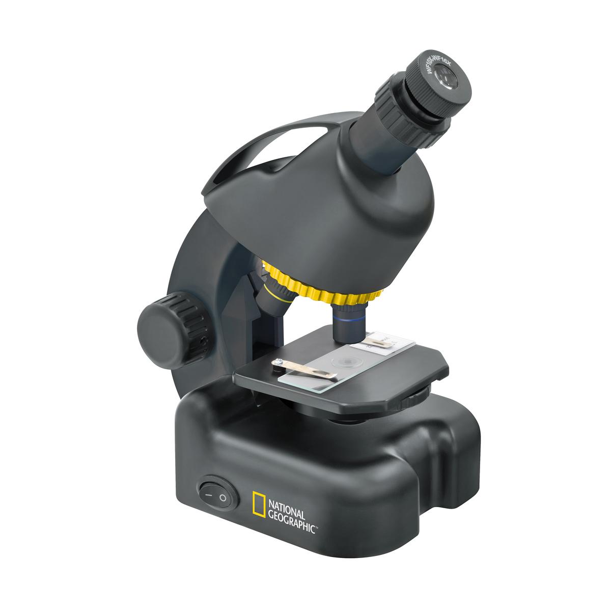nature et decouverte microscope