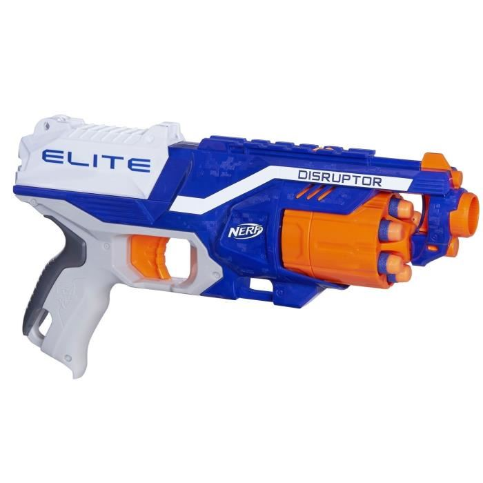 nerf elite pistolet