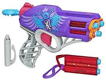 nerf rebelle agent secret pistolet