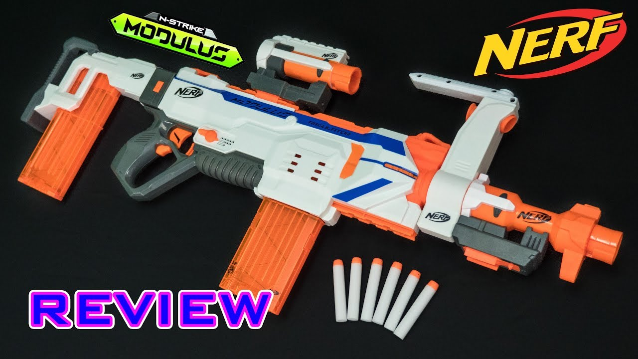 nerf regulator