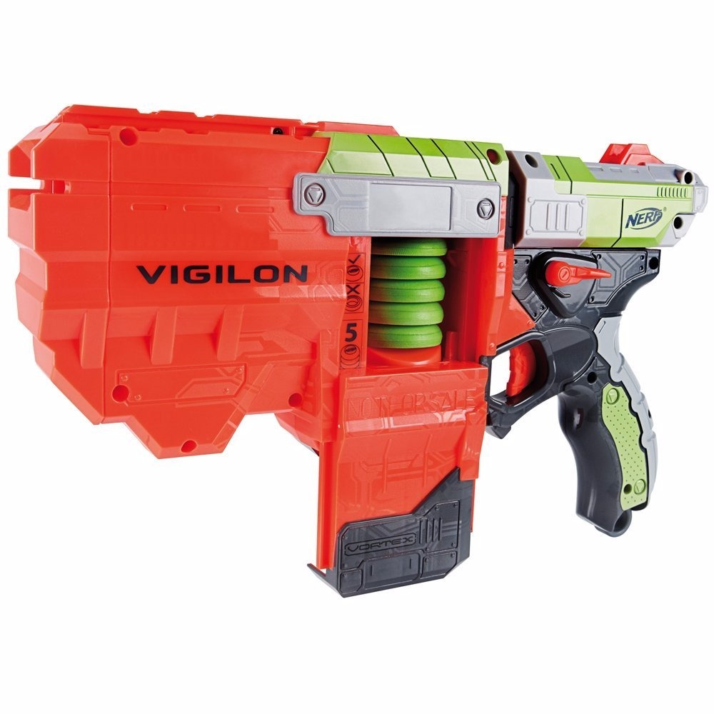 nerf vigilon munition