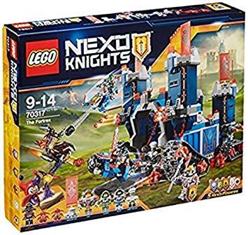 nexo knights jeu