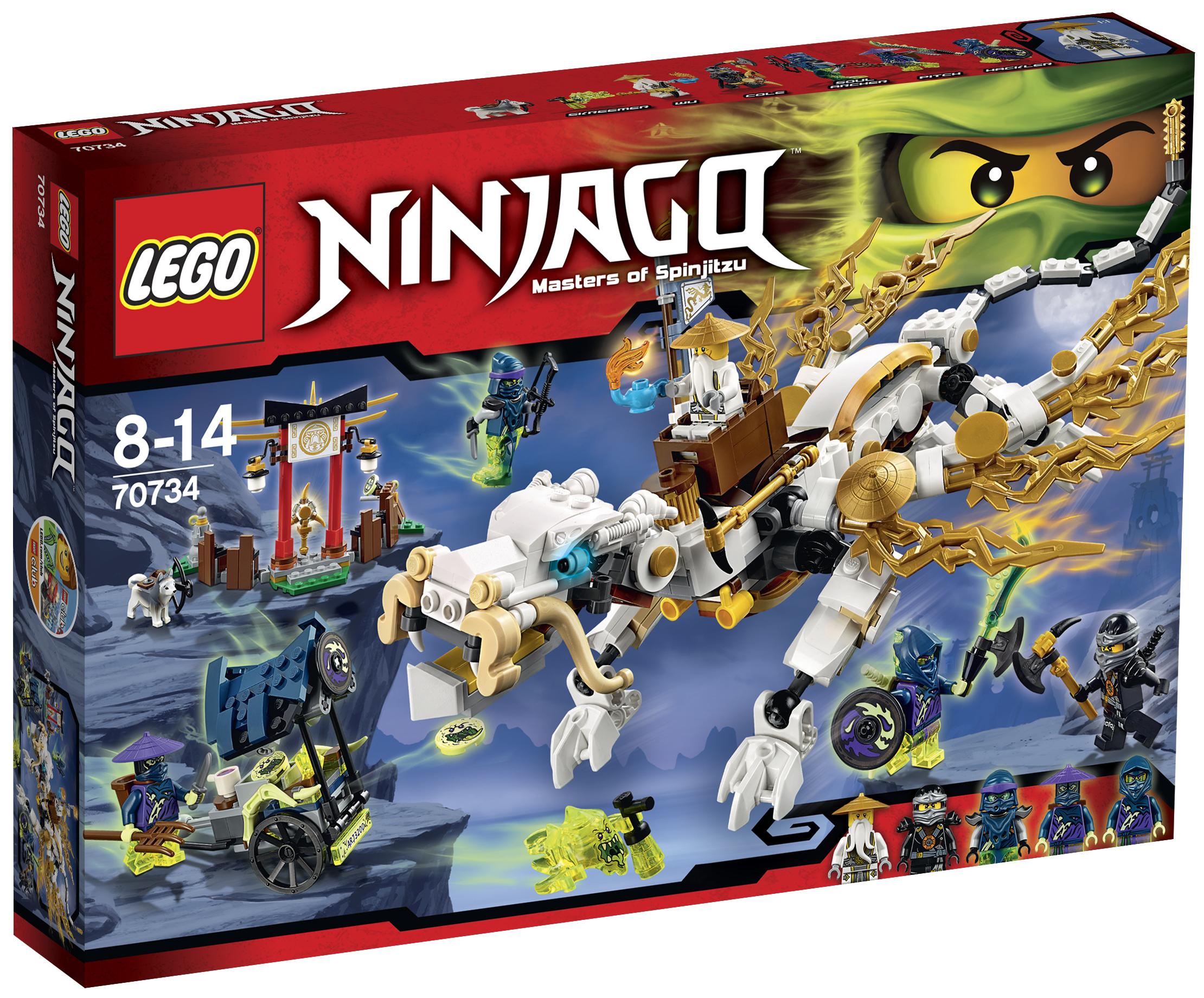 ninjago a vendre