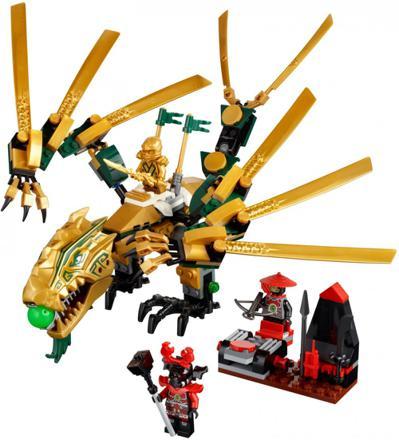 ninjago dragon d or