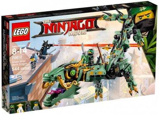 ninjago le dragon d acier