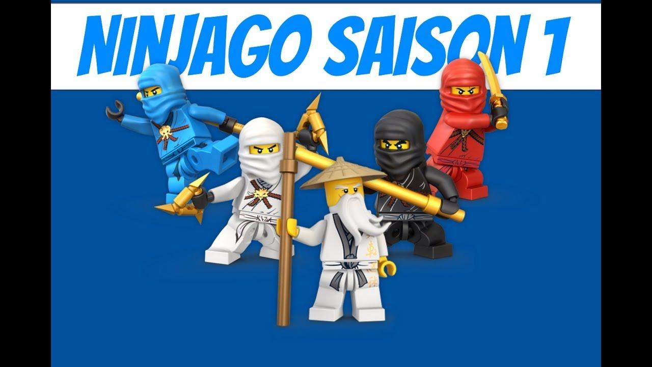 ninjago saison 1