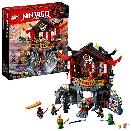 ninjago temple
