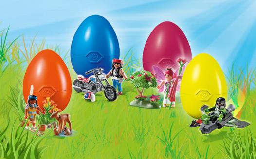 oeuf paques playmobil