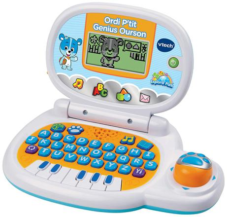 ordinateur vtech genius