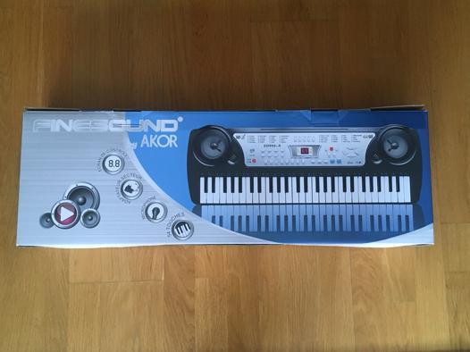 orgue pour enfant