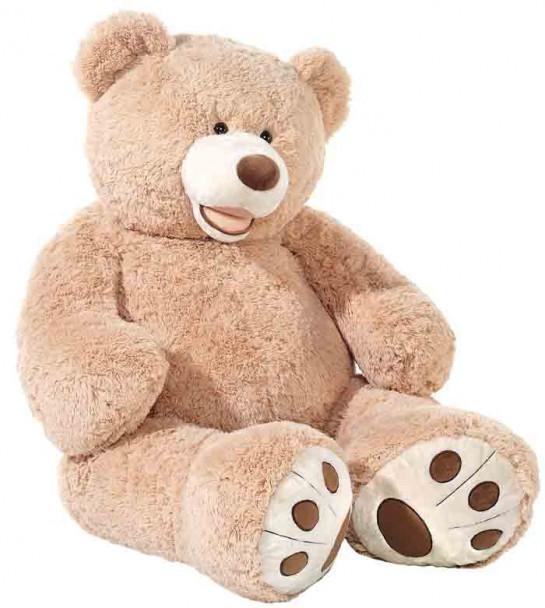 ours en peluche géant