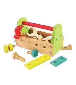 outils en bois jouet