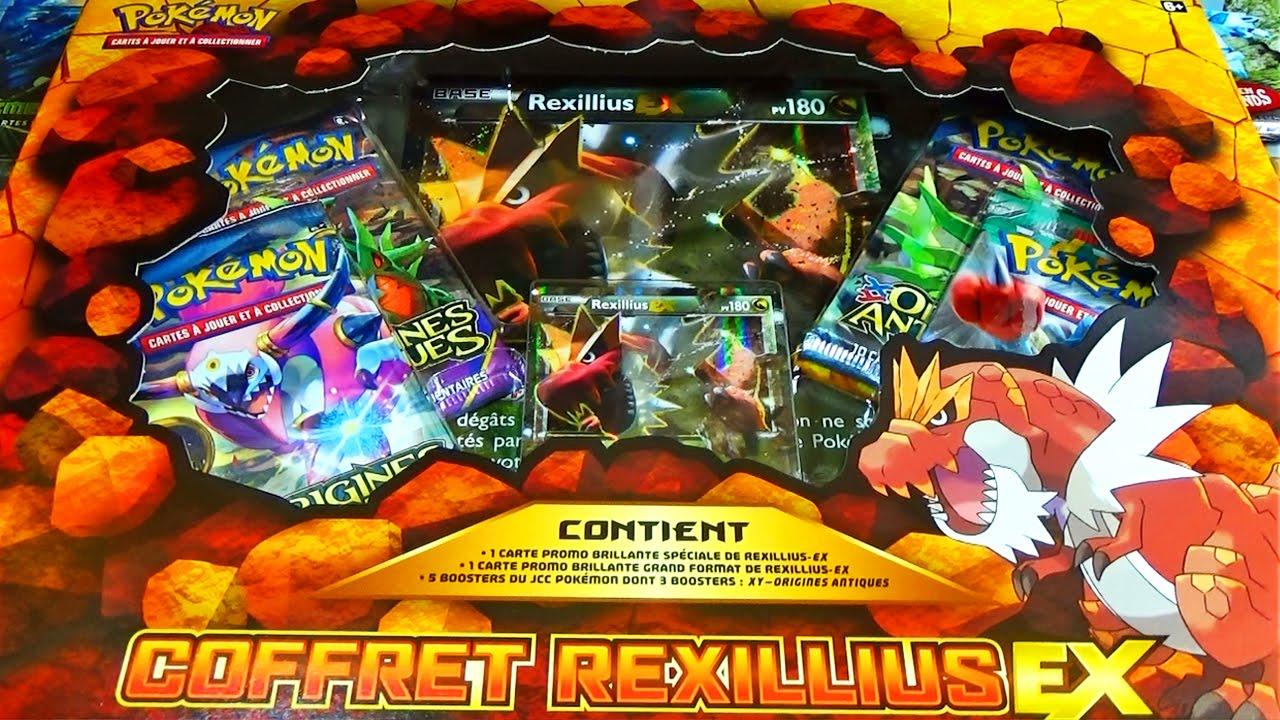 pack de carte pokemon ex