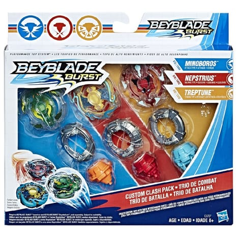 pack toupie beyblade