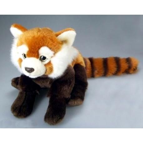 panda roux peluche