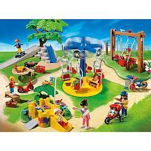 parc des playmobil
