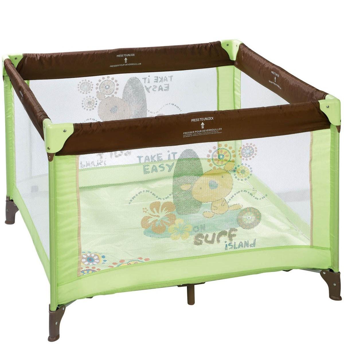 parc tissu bébé
