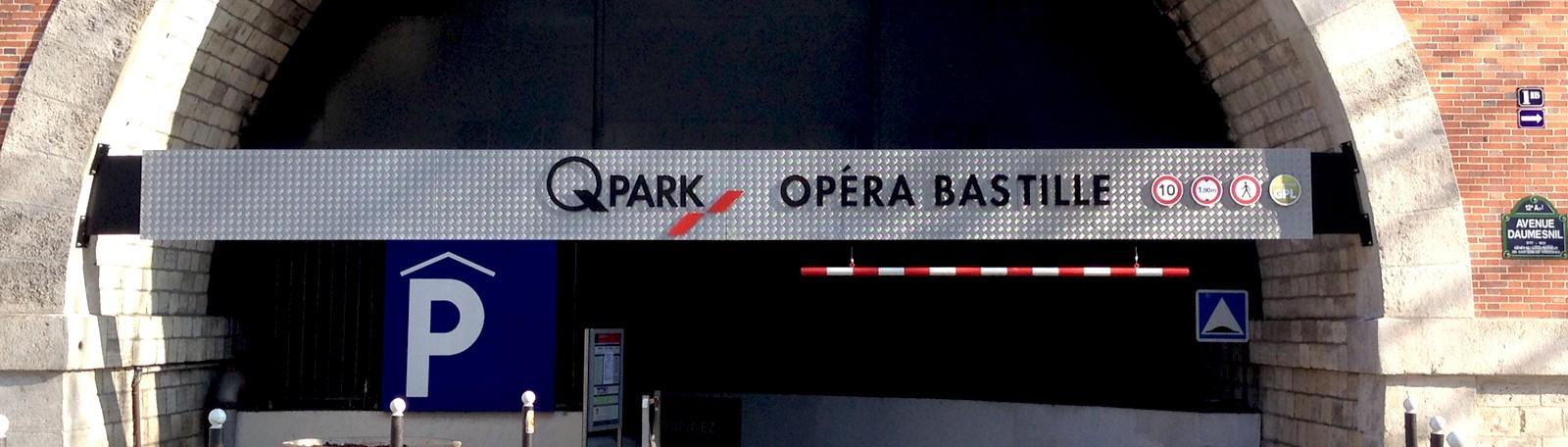 parking vinci opera