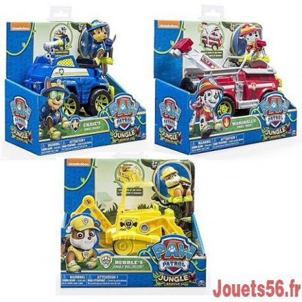 pat patrouille jungle rescue