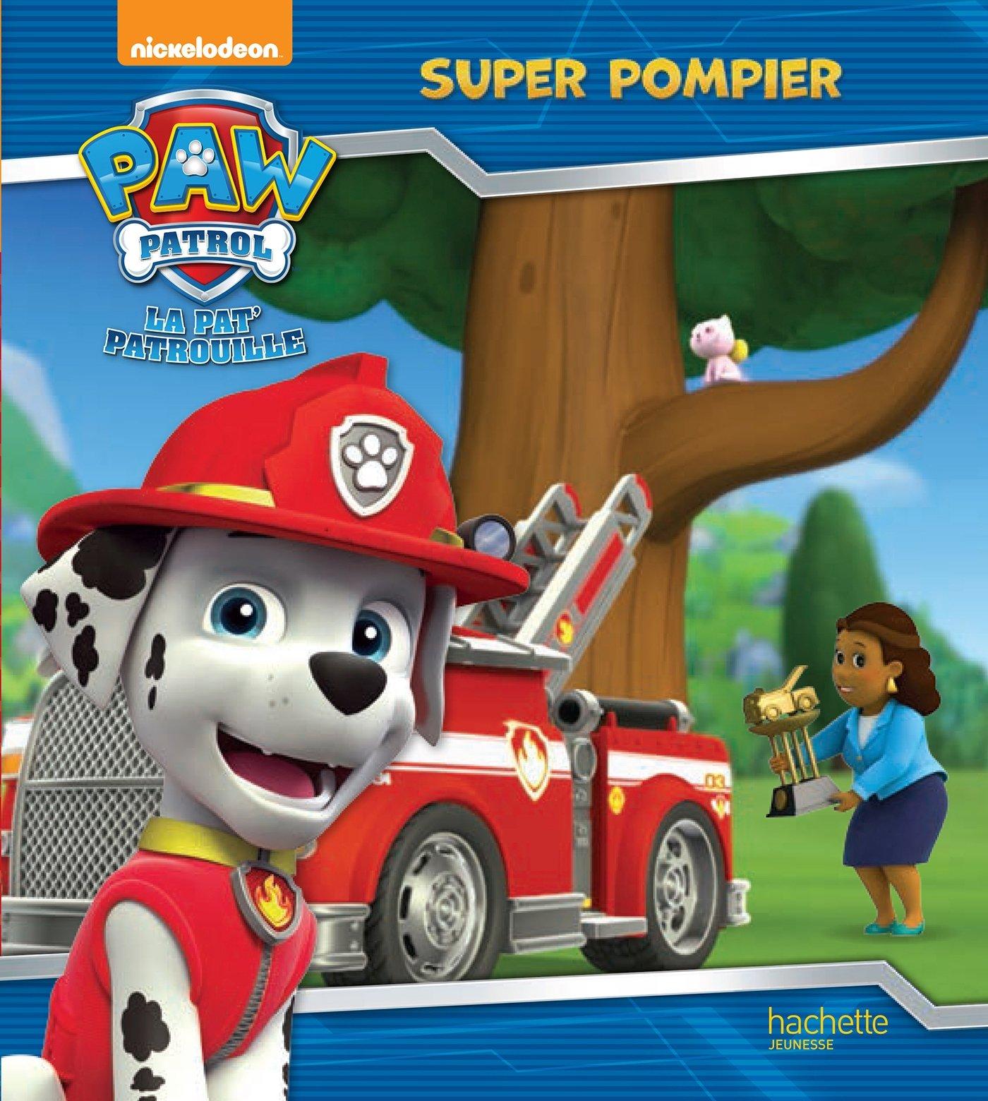 pat patrouille pompier