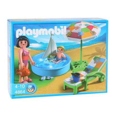pataugeoire playmobil