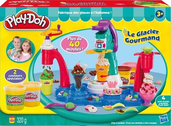 Play Doh B0307 Les Cookies Pate A Modeler