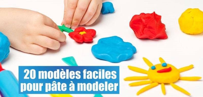 pate a modeller