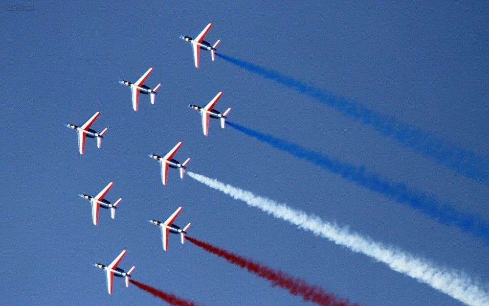 patrouille de france royan