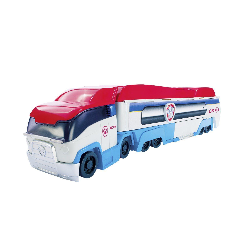 paw patrol camion pat patrouilleur