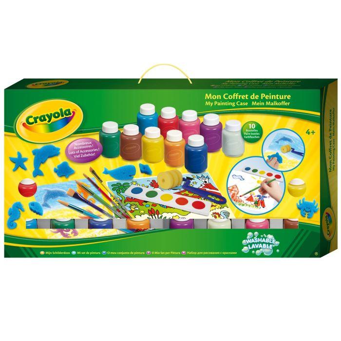 peinture jouet