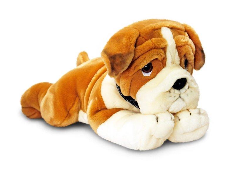 peluche chien geant