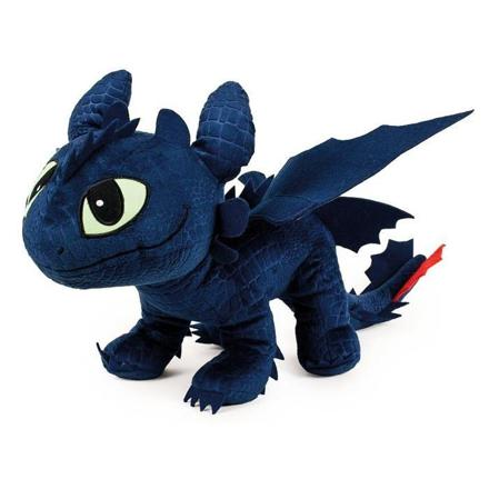 peluche dragon krokmou